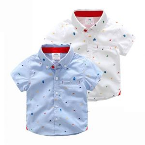 Casual Cotton Shirts for kids