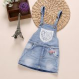 Blue Jeans Skirts for girl