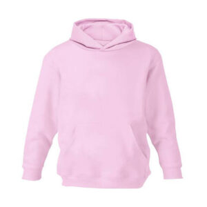 Light Purple Hoodie with Printed patch for girls.