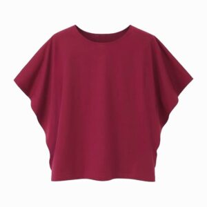 Open style shirt for girls