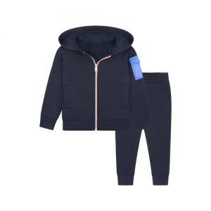 Plain Navy Blue Tracksuit for kids