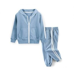 Light Blue Tracksuit for kids