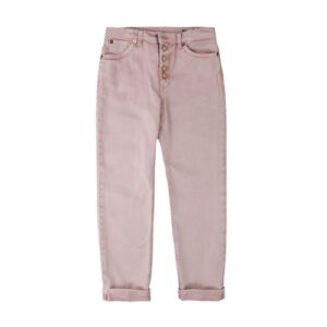 Falsa color twill pant for girls