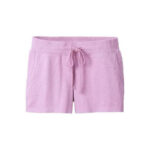 Light Pink jersey short for women