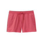Pink Stylish Jersey Shorts for women