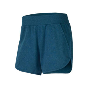 Blue Stylish Jersey Shorts for women