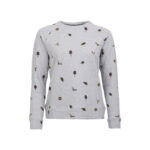 Grey Sweatshirt for women