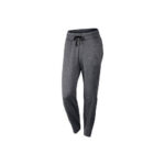 Dark flexible trouser for women