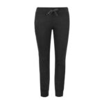 Dark grey Narrow Style trouser for women