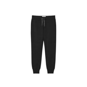 Black narrow style trouser for women