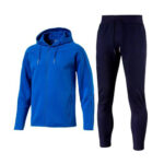 Blue & Black Tracksuit for Women