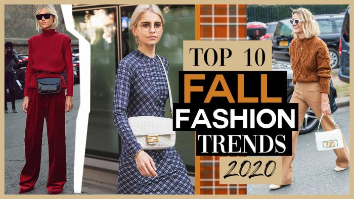 Trend's to Follow Fall-21